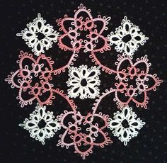 Free Tatting Patterns, Instructions, Tips at Be-stitched.com