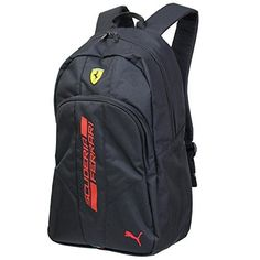 #5: Puma Ferrari 18.5 Ltrs Rosso Corsa Casual Backpack (7395201) This is a top choice among the most popular items bought online in Luggage  category in India. Click below to see its Availability and Price in YOUR country.