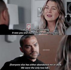 17.15 Greys Anatomy Season, Grey Anatomy Quotes, Last Man Standing, Lie To Me, You Lied, Grey's Anatomy, Tv Series, Jackson, Seasons
