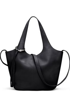 cd394ab2d2ce ELIZABETH AND JAMES Small Finley Leather Shopper.  elizabethandjames  bags  shoulder  bags