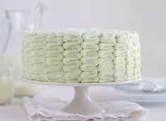 The Perfect White Cake ~ http://iambaker.net