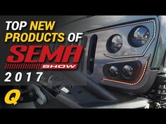 Top New Jeep Products of SEMA 2017 - YouTube