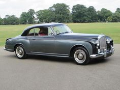 1956 Bentley S1 Continental Coupé by Park Ward