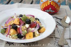 La dolce cucina di Paola: Insalata saporita