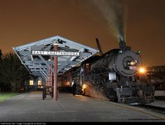 RailPictures.Net Photo: TVR 610 Tennessee Valley Railroad Steam 2-8-0 at Chattanooga, Tennessee by Jonathan Guy