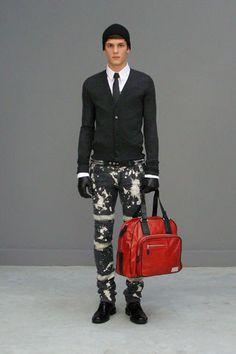 Balenciaga Fall 2007 Menswear Fashion Show