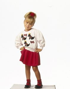"I got Michelle Tanner! Which ""Full House"" Character Are You?"