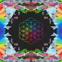 Now, they back with Psychedelia senses in their artwork. Here they are Coldplay with A Head Full of Dream