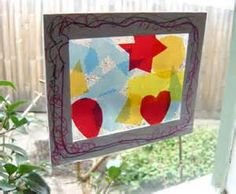 art ideas using old windows - - Yahoo Image Search Results