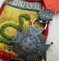 CRUZ DE COMBATE - Força Expedicionária Brasileira