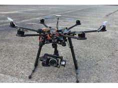 DJI Innovations Spreading Wings S-800 Hexacopter for Professional Aerial Photographers http://uavdronesforsale.com/
