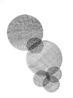 Inkdrawing by Ulrike Wathling