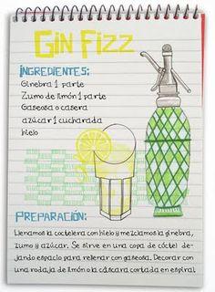 Gin Fizz | jeanclaudevolldamm