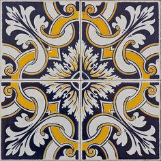 Azulejos Portugueses - 42                                                                                                                                                                                 Mais