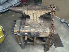metal work #anvil #blacksmith