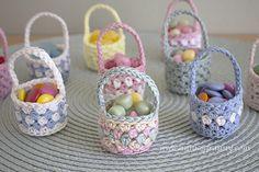 Annie's Granny Design | Virkning, Frivoliteter, Inspiration, Gratis mönster – Crochet, Tatting, Free patterns, DIY