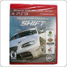 PS3 Need For Speed Shift R$79.90