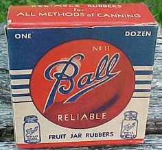 c1930s Ball Reliable No. 11 Ball Brothers by Bottlessoldcheap