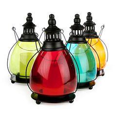 Wilson & Fisher® Metal & Glass LED Lanterns at Big Lots. Funky Furniture, Furniture Makeover, Porch Accessories, Led Lantern, Lanterns Decor, Fisher, Lights, Metal, Big