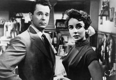 Larry Parks and Elizabeth Taylor - Love is Better Than Ever