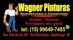 Wagner Pinturas Residenciais e Comerciais