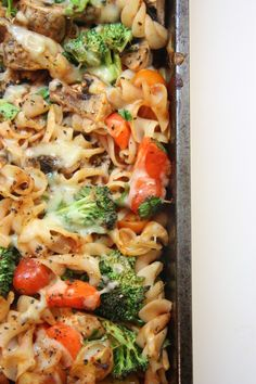 Get comfy this winter with a bowl of our Gluten Free Vegetarian Pasta Bake. Full of fresh, tasty, veggie goodness! Gluten Free Cooking, Gluten Free Recipes, New Recipes, Dinner Recipes, Baked Pasta Recipes, Pasta Bake, Pasta Salad, Veggies, Vegetarian