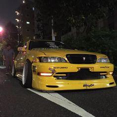 Yellow Cresta 1JZ