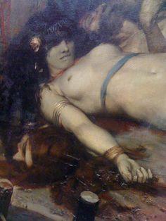 Gustave Doré - Andromaque détail