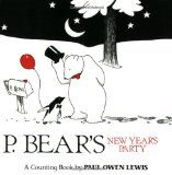 Learn to tell time with P. Bear and other New Years Games, Activities and Projects for Children