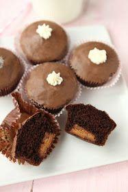 sabrinasue: Peanut Butter Cupcakes