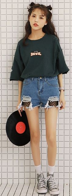 Fashion boho grunge hair 28 ideas for 2019 Asian Fashion, Look Fashion, New Fashion, Trendy Fashion, Girl Fashion, Fashion Outfits, Fashion Trends, Fashion Design, Bohemian Fashion