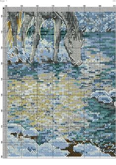 VK is the largest European social network with more than 100 million active users. Cross Stitch Horse, Cross Stitch Animals, Counted Cross Stitch Patterns, City Photo, Horses, Crossstitch, Stitches, Cross Stitch, Cross Stitch Pictures