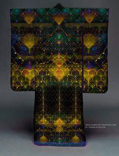 KIMONO Collection - COMPLEXITY GRAPHICS