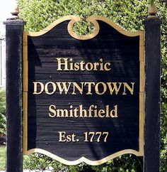 Welcome to Historic Downtown Smithfield, NC. A small town rich in history and full of unique shopping and sites.  #Smithfield