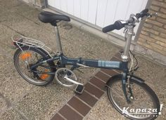 Vélo pliable Dahôn, Herenfietsen, Brussel   Kapaza.be  €160