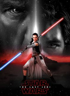 Star Wars: Episode VIII - The Last Jedi / Star Wars: Episode VIII - Die letzten Jedi (2017)
