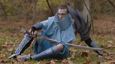 The modern-day blacksmiths of the Man At Arms: Reforgedteam have released a video of their latest video game-inspired project: deadly assassin Yasuo's iconic sword from League of Legends. The Nameless Blade is a katana with motifs reflecting Yasuo's ability to control wind....