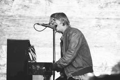 Powerful shot of Tom Odell. Photo credit: Tom Price. one.org/protestsongs #agit8 #protestsongs