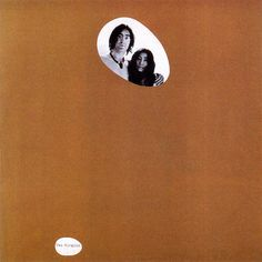 John & Yoko - Two Virgins after stores were made to cover it