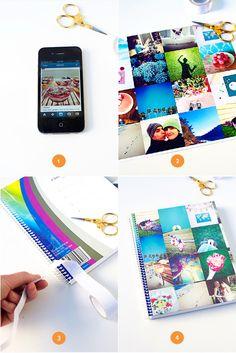 Summer Memories School Book Covers