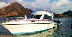 Speet Boat Charter Charter Boat, Komodo