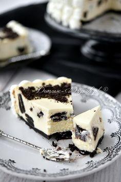 Oreo, Panna Cotta, Cheesecake, Tasty, Baking, Ethnic Recipes, Foodies, Sweets, Kuchen