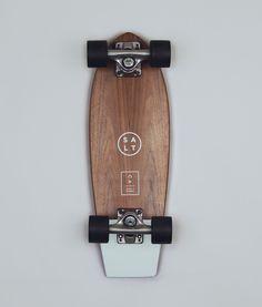 Mint Skateboard by Salt Surf
