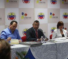 El ministro del Poder Popular para Relaciones Interiores, Justicia y Paz, M/G Néstor Reverol Torres, informó que a través de Organizaciones N