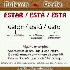 Build Your Brazilian Portuguese Vocabulary Portuguese Grammar, Portuguese Lessons, Portuguese Language, Learn Brazilian Portuguese, Learn A New Language, School Hacks, School Tips, Student Life, Study Tips