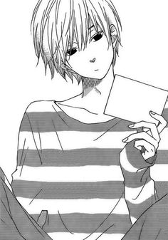 tonari no kaibutsu kun Shizuku's brother grew up well