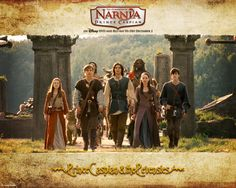 Chronicles of Narnia... again, books are better, but I still love the movies & can't wait for the rest of them to be made!