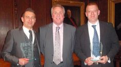 AUCSO Security Officers of the Year