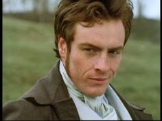 Gilbert Markham- The Tenant of Wildfell Hall <--- The smoulder and smirk that I adore!