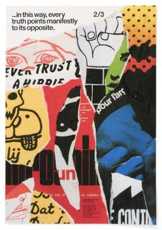 GD:NIP #1: Experimental Jetset posters: Statement and Counter-Statement — The Gradient — Walker Art Center